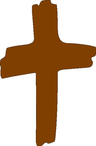 Cross clip art black. Crucifix clipart transparent background