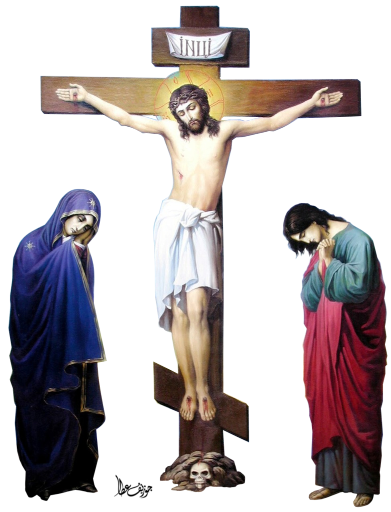 Cross clip art crucifixion. Jesus christ by joeatta