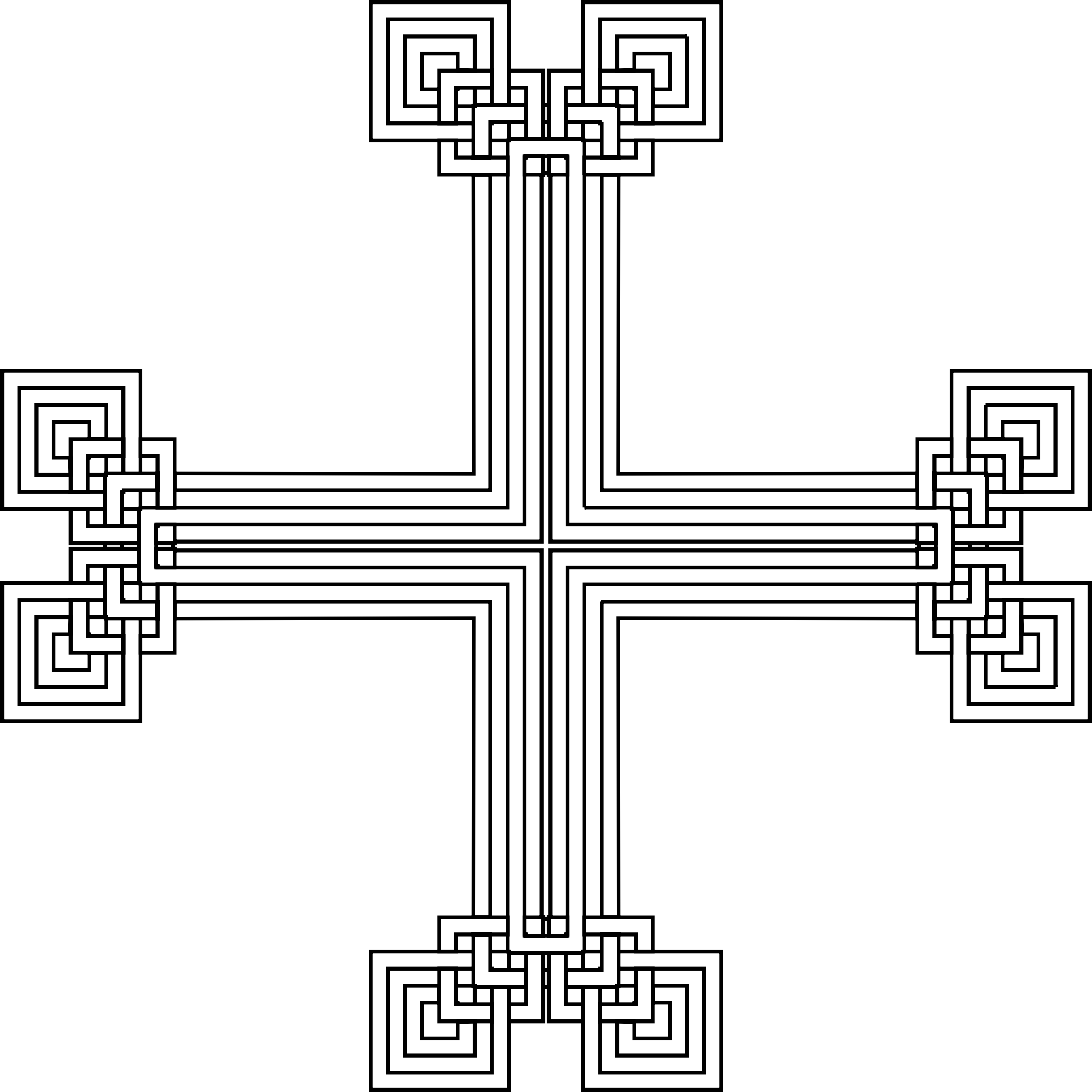 Clipart ornamental big image. Cross clip art fancy