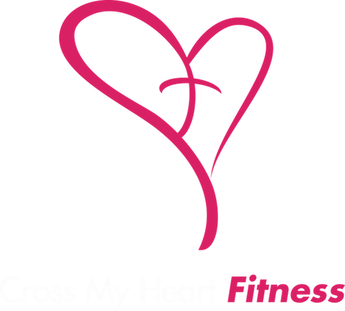 My fitness . Cross clip art heart