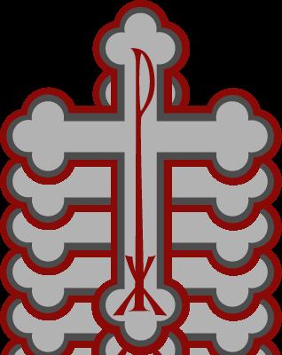 Cross clip art holy cross. Clipart errantem animum