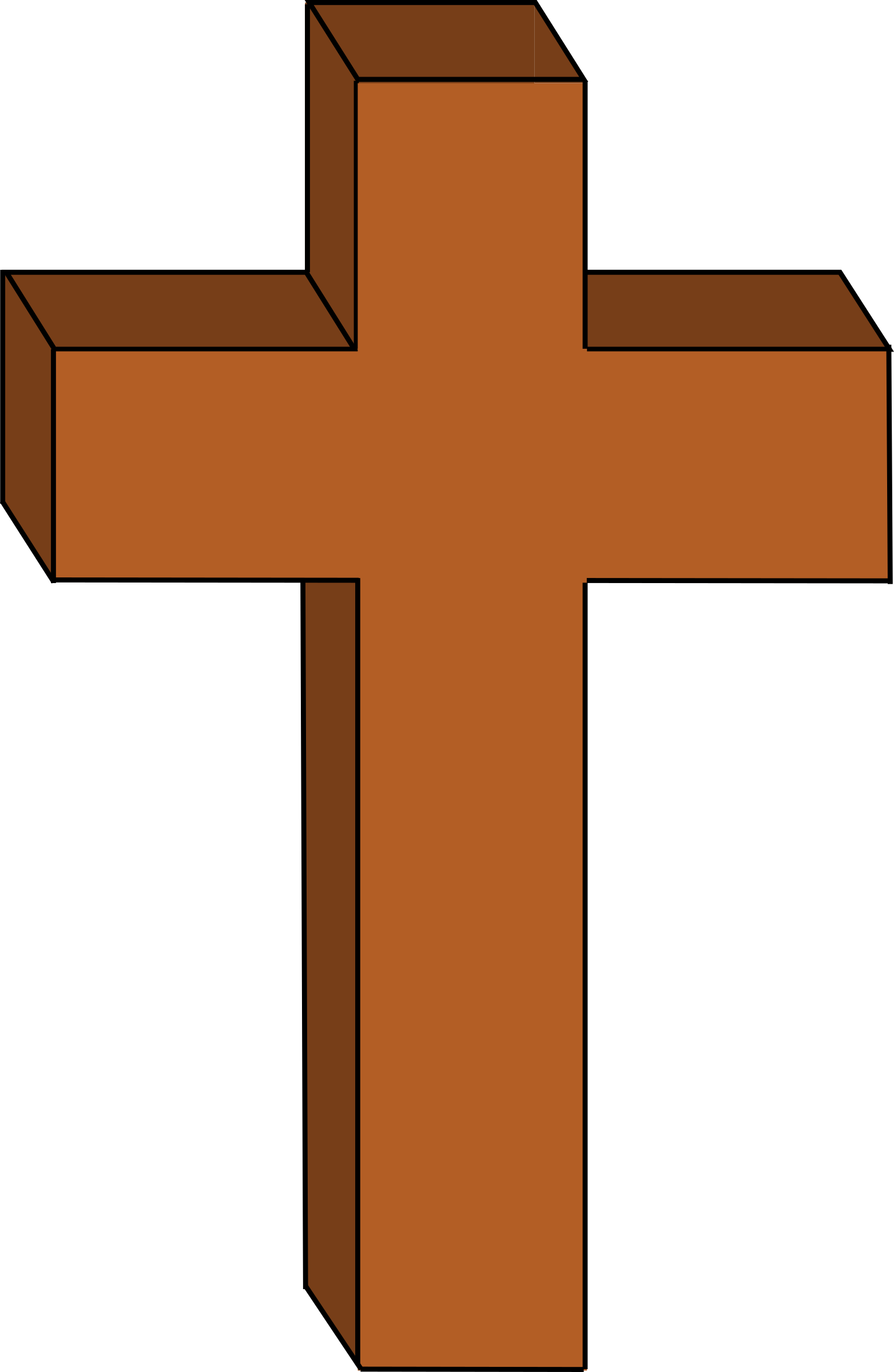 Christian png images free. Cross clip art wooden cross