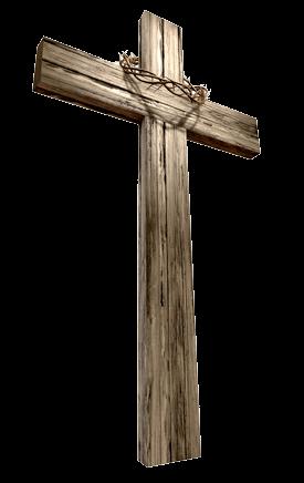 Cross clip art wooden cross. Transparent png stickpng download