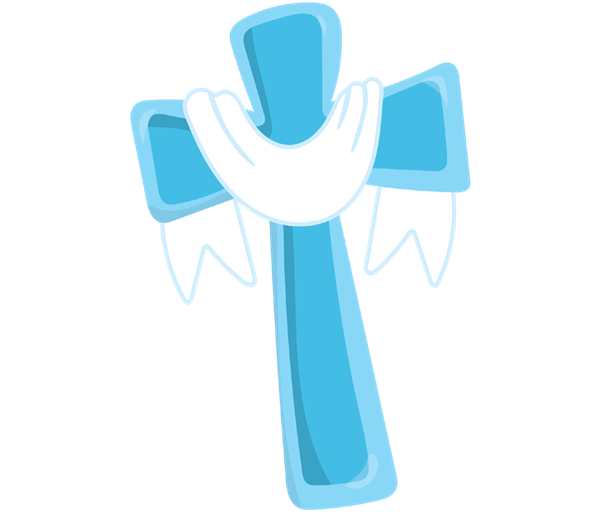 Christening png hd transparent. Cross clipart baptism