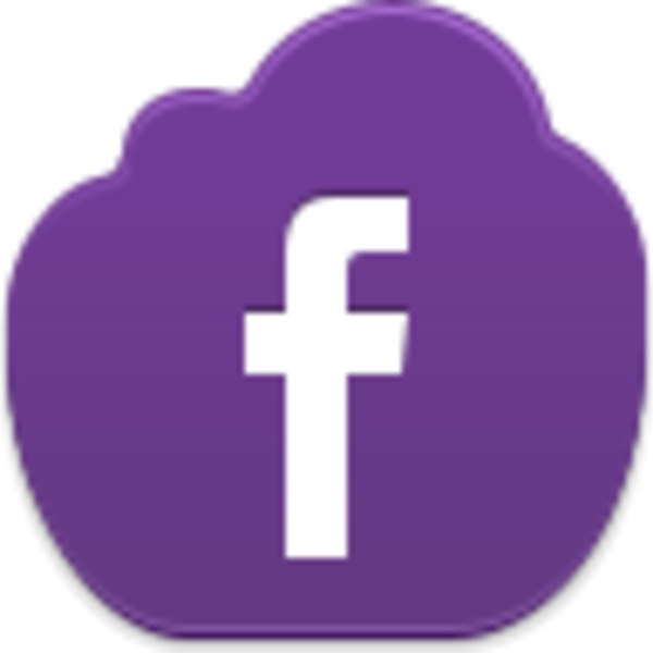 Lavender clipart cross. Facebook icon free images