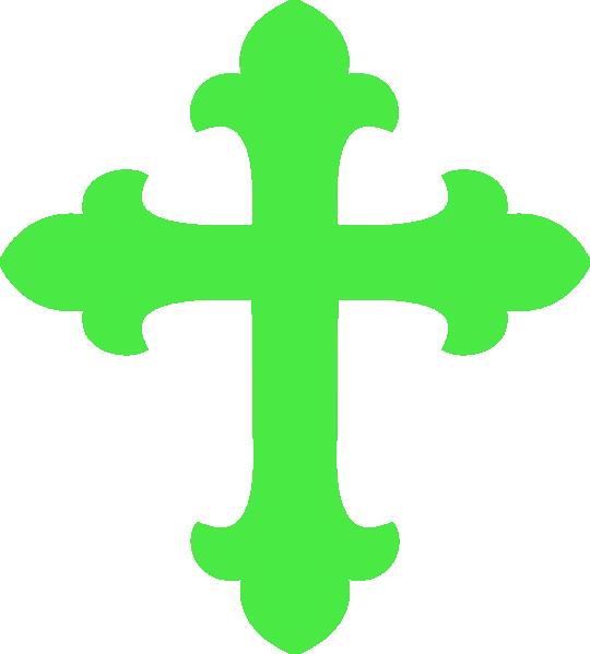 Green cross clip art. Square clipart bright