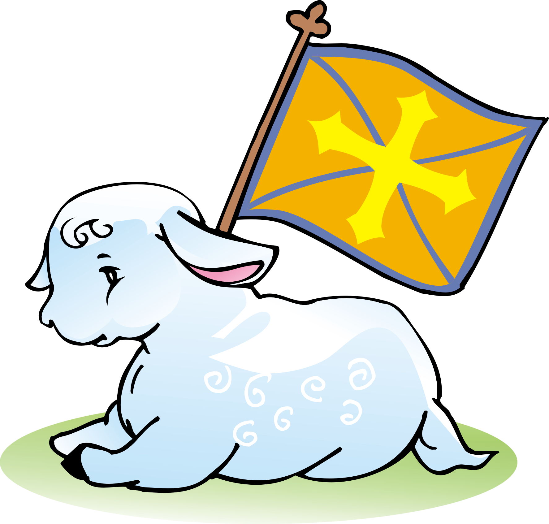 Images for clip art. Lamb clipart lamb to slaughter