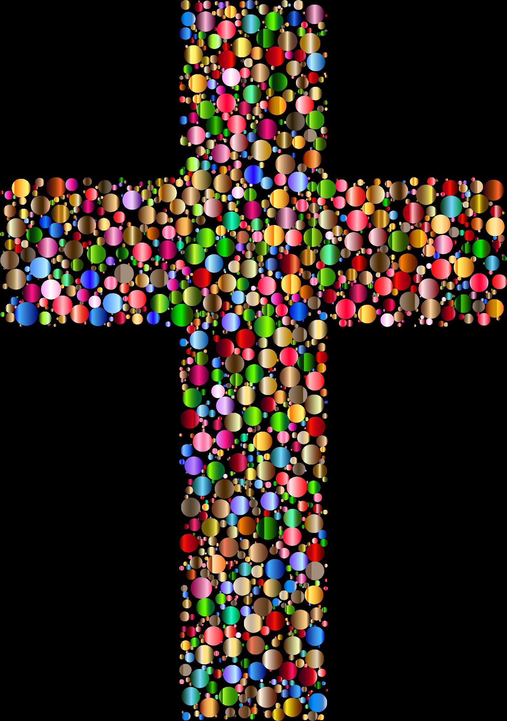 Crucifix clipart cartoon. Colorful cross frames illustrations