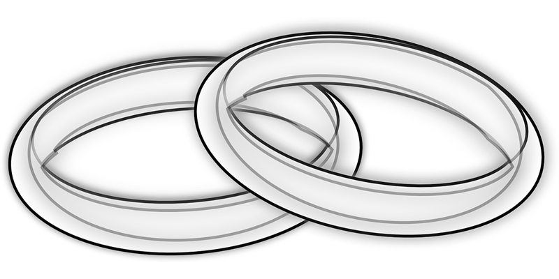 Engagement clipart elegant bridal. Free wedding ring pictures