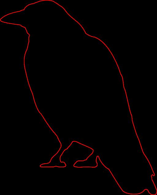Crow color