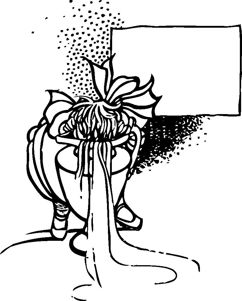 Crow clipart pitcher. Onlinelabels clip art title