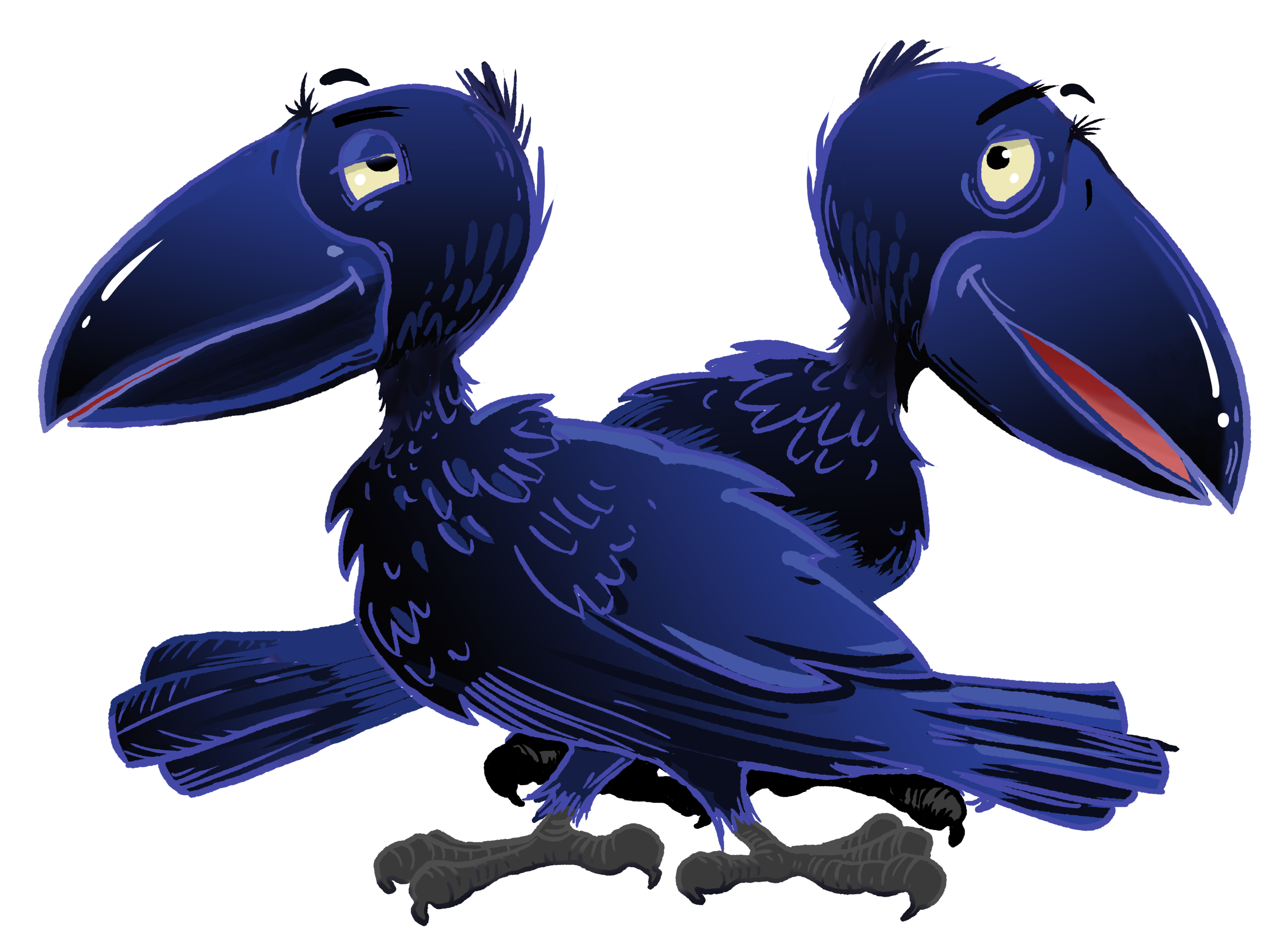 Crow clipart shiny. Cast now with elecrolytes