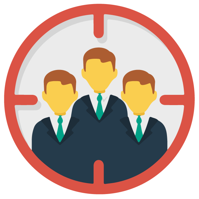 Marketing clipart customer target. How to reach audience