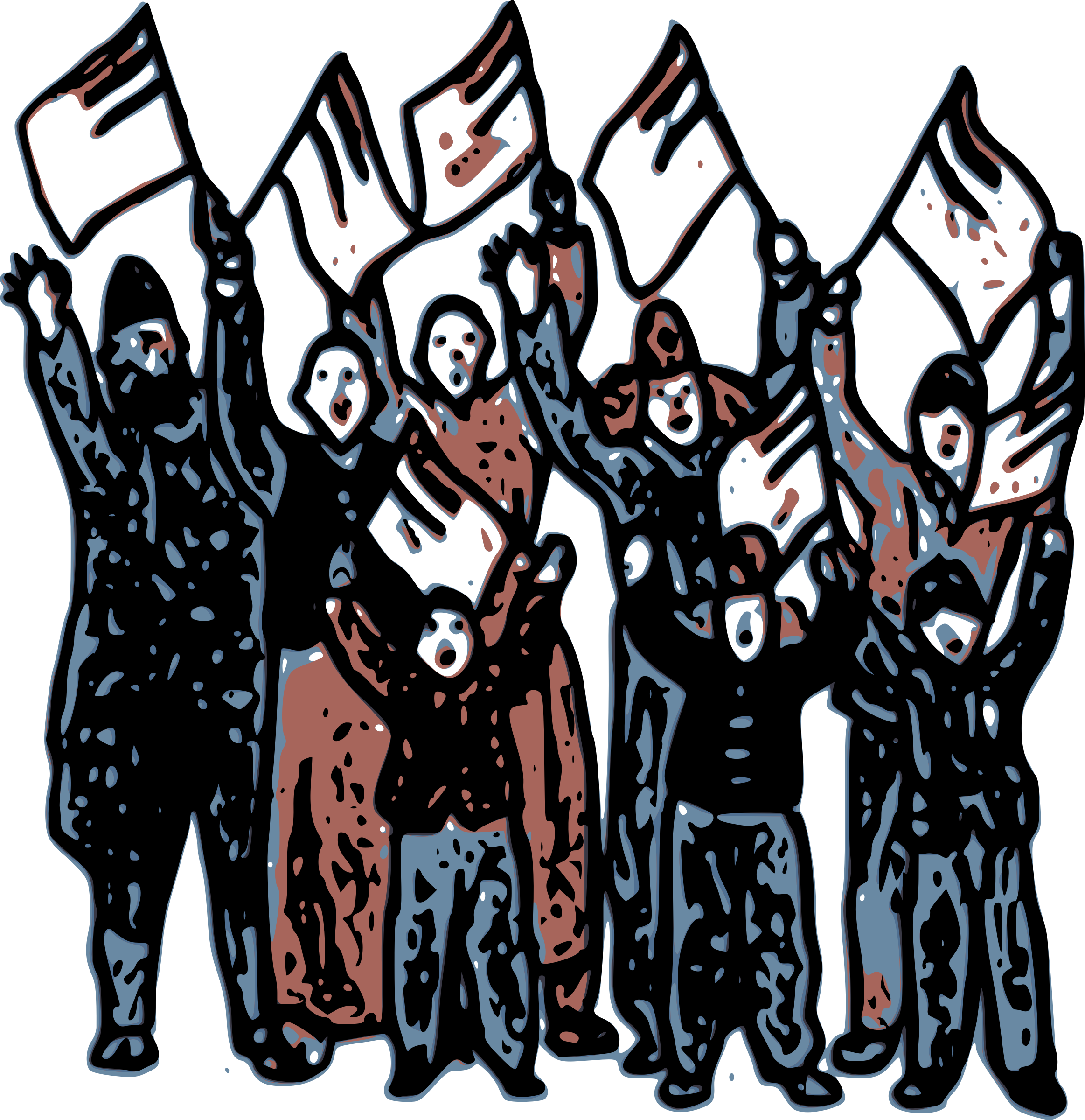 Cheering icons png free. Crowd clipart crowded area
