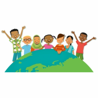 Crowd clipart diverse person. Youth group transparent free