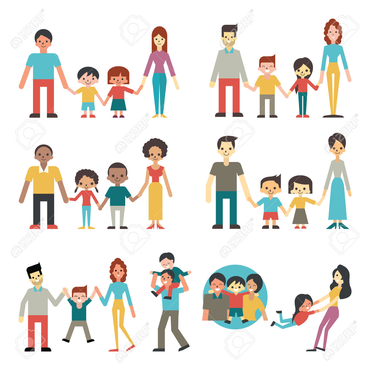 Crowd clipart diverse person. Free download best on