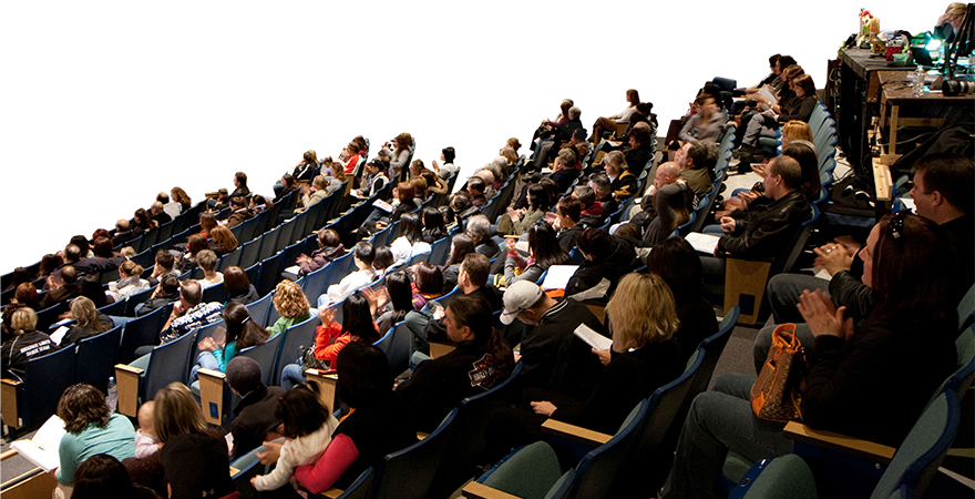 Crowd clipart movie audience. The corporation were not