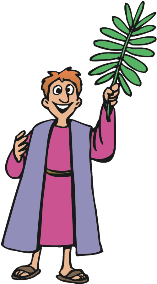 Parish life diary of. Palm clipart animation