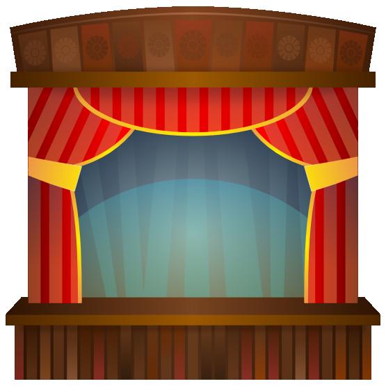 Theatre theatre logo