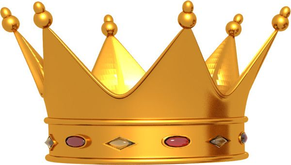Crown clip art. Free royal psd png