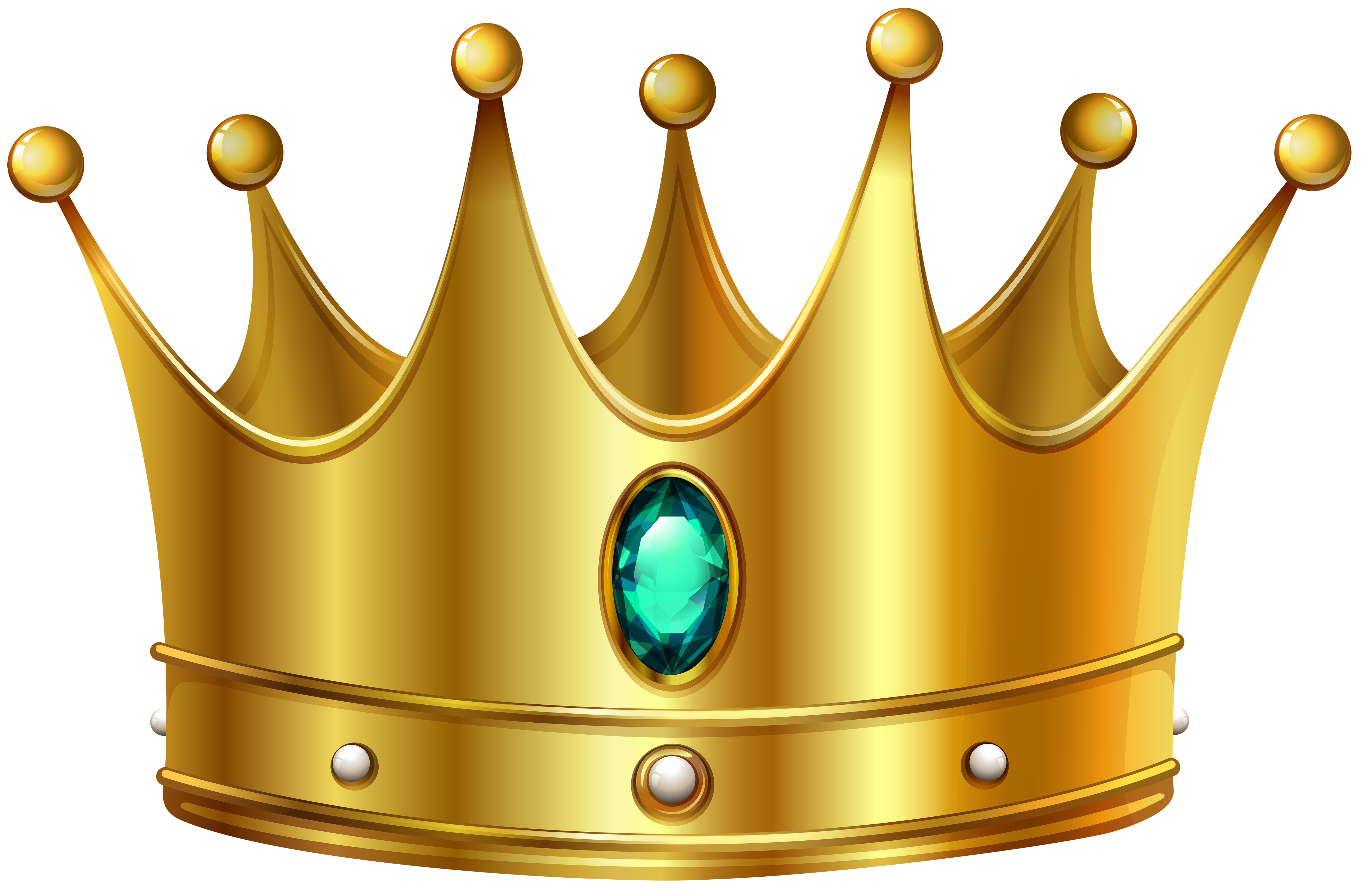Gold crown with png. Clipart rock diamond