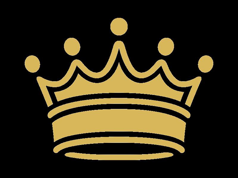 Crown clipart. Image f b d
