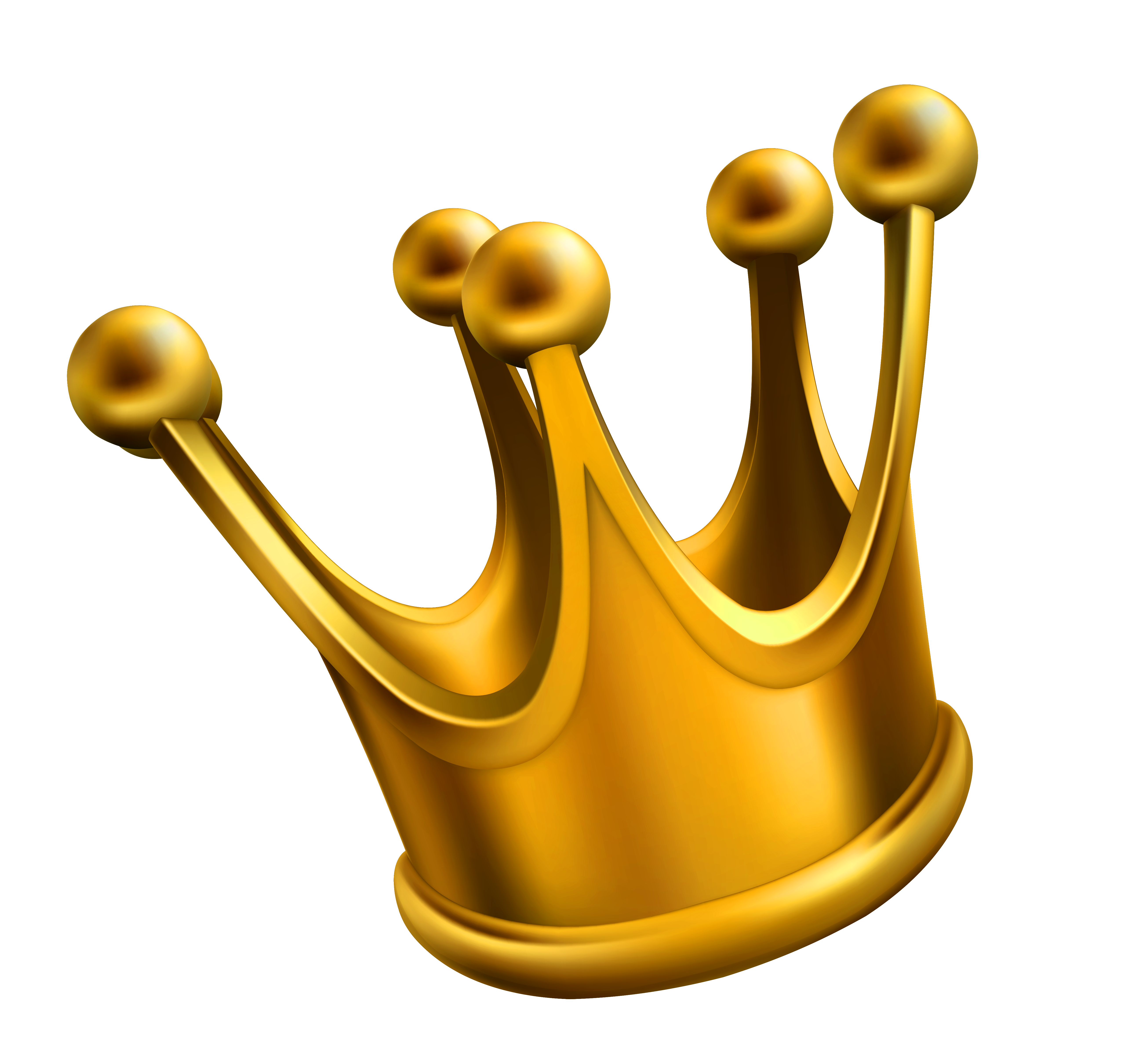 Crown clip art clear background. Golden png clipart picture