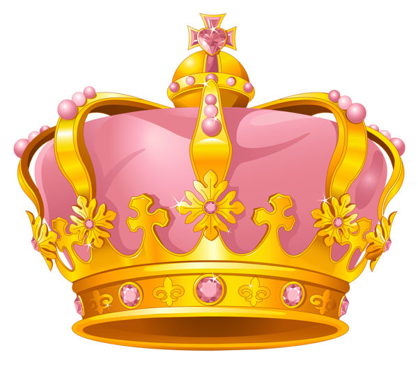 Crown clip art clear background. Png