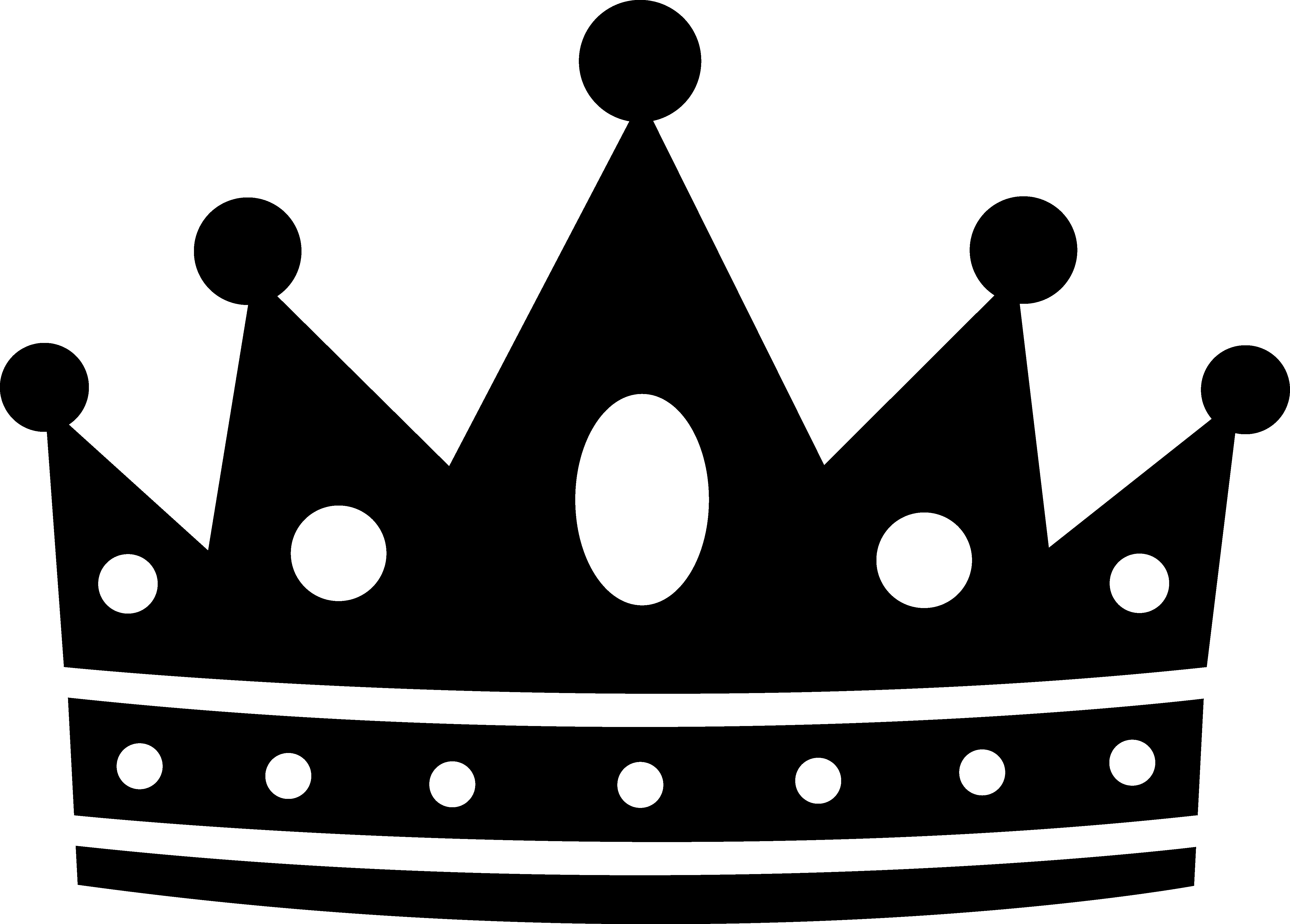 Black png vinyl ideas. Number 1 clipart crown