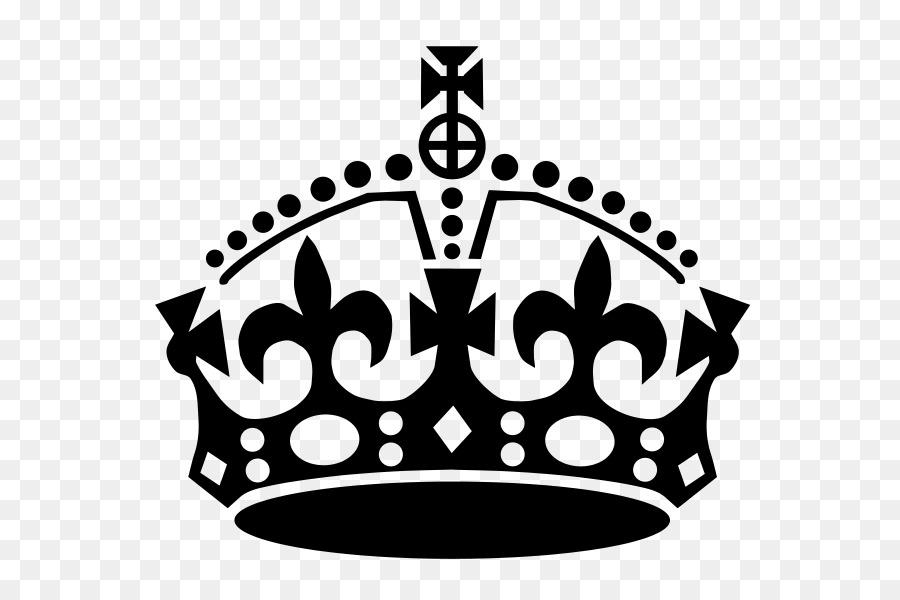 Crown tshirt font transparent. Calm clipart keep calm