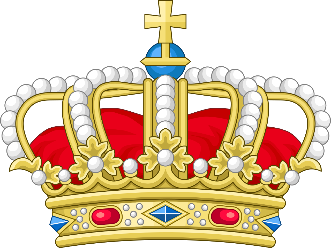 Crown clip art royal crown. File of belgium heraldic