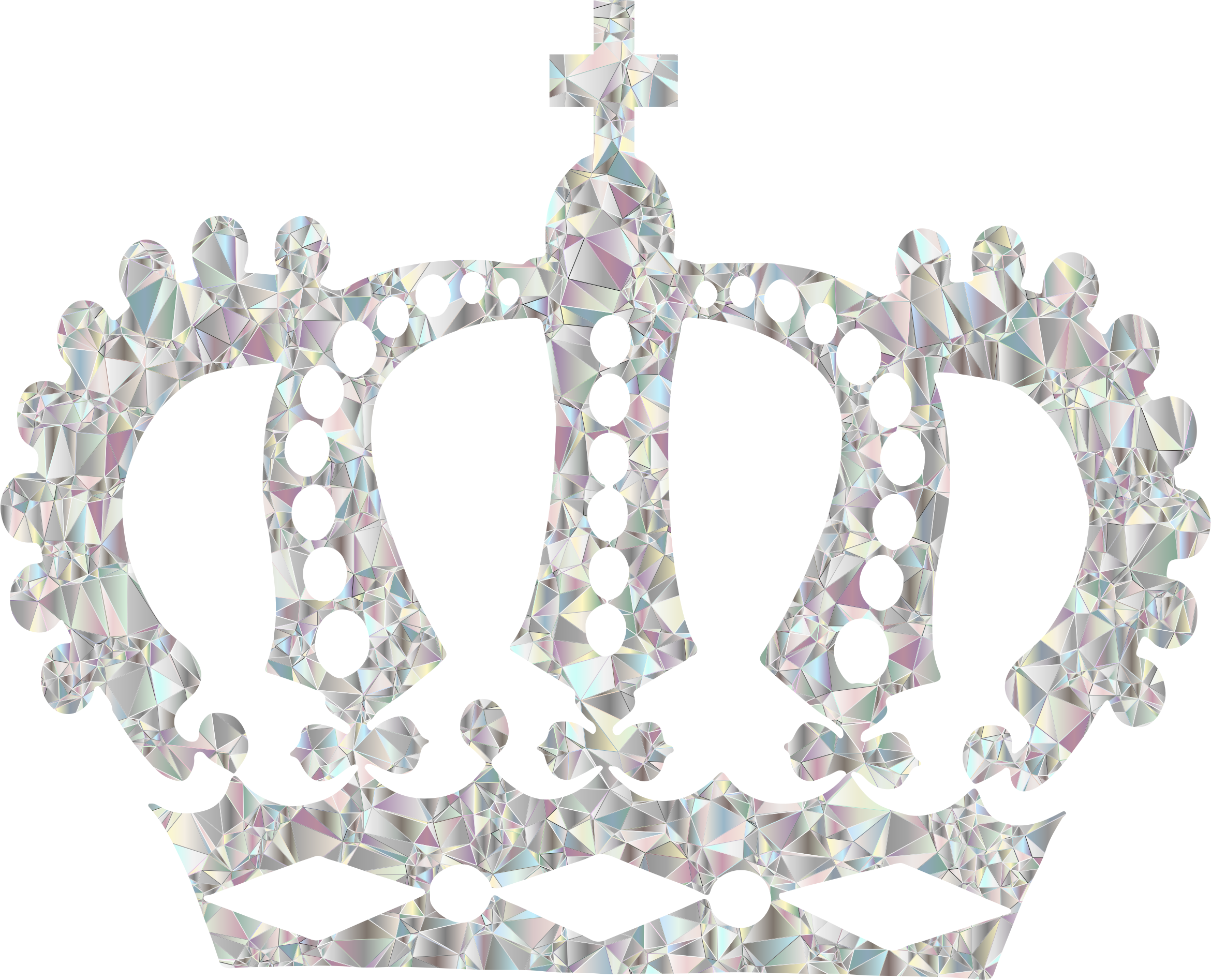 Crown clip art royal crown. Clipart crystal no background