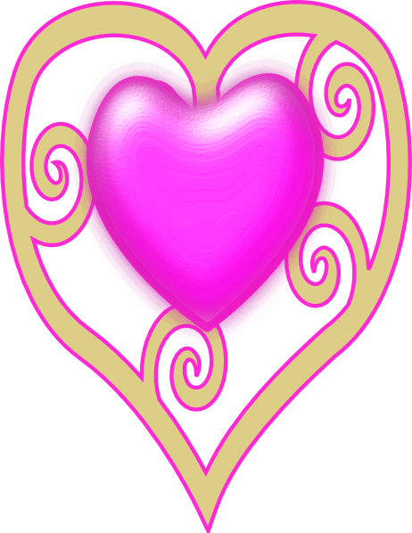 Crown clip art royalty free. Princess heart at clker