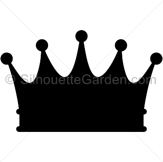 Download free versions of. Crown clip art silhouette