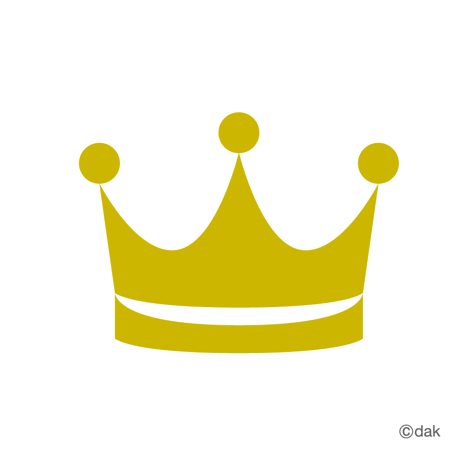 Crown clip art simple. Clipart png clipartxtras