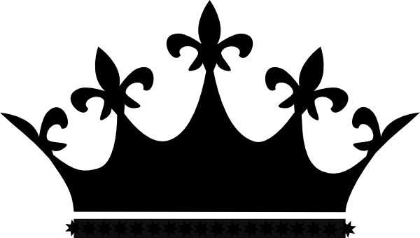 Princess clipart . Crown clip art simple