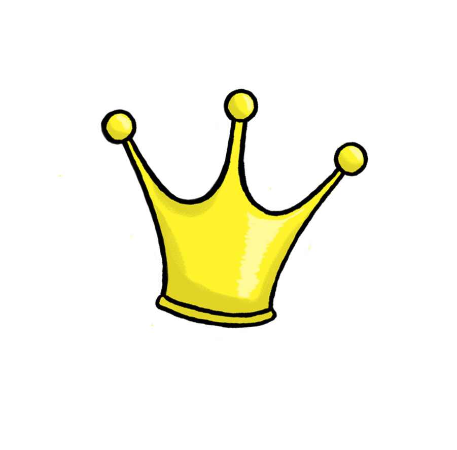 Crown clip art simple. Small clipart clipartfest clipartix