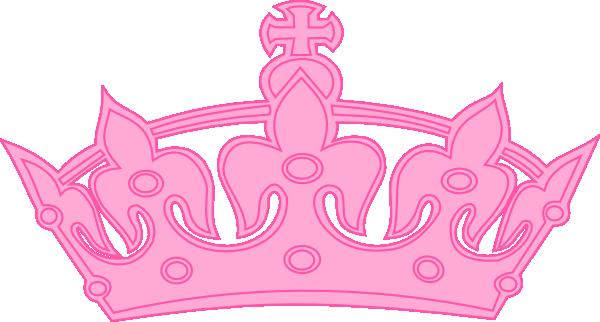 Free pink vector online. Crown clip art tiara