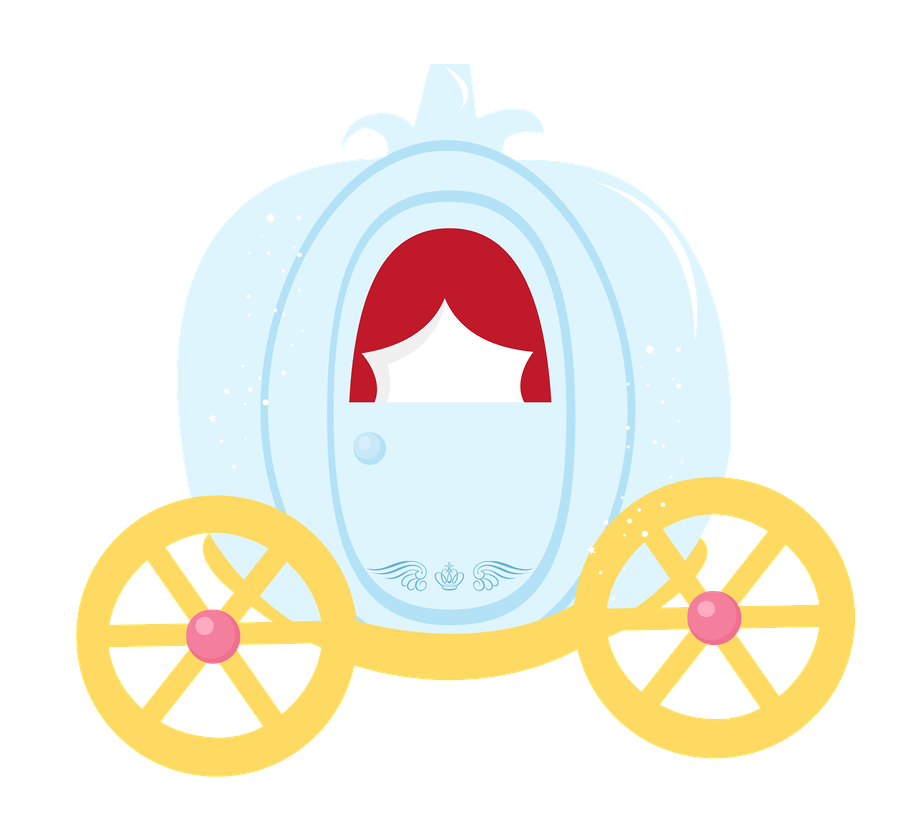 Carriage free download best. Crown clipart cinderella