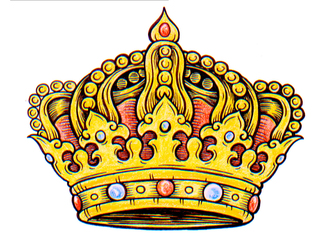 Free king pictures download. Crown clipart colorful