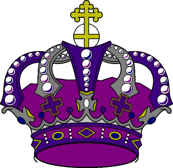 Crown clipart purple. Royal promo clip art