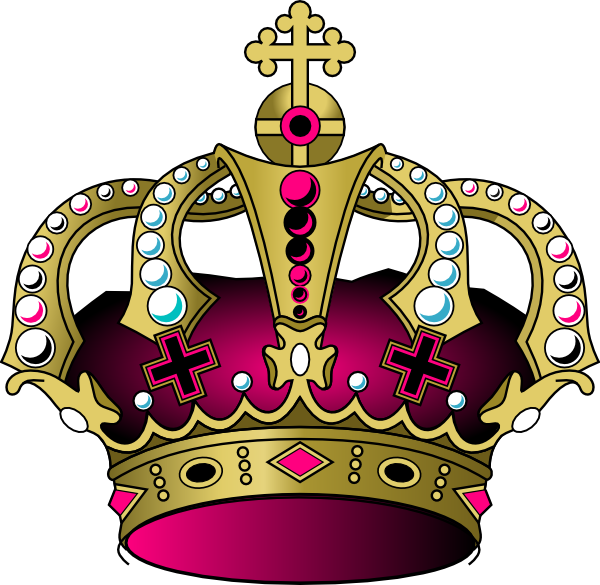 Queen clipart prom queen. Birthday crown clip art