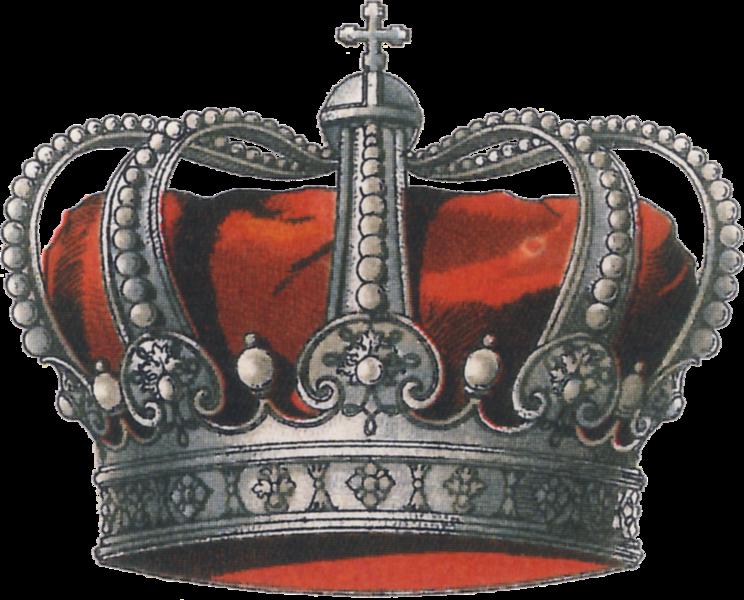 Crown clipart sceptre. File str hl regentenkronen