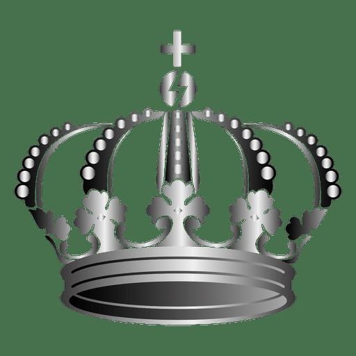 Crown png vector. Illustration d transparent svg