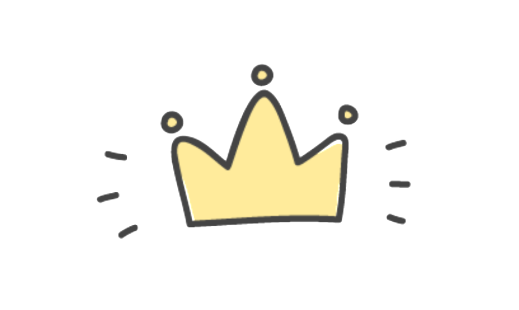 Hand drawn cartoon free. Crown vector png