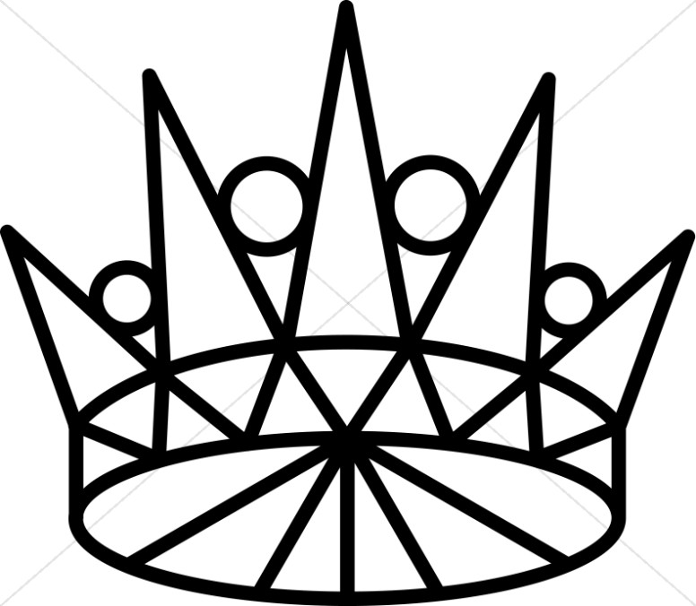 Crowns clipart. Crown of thorns sharefaith