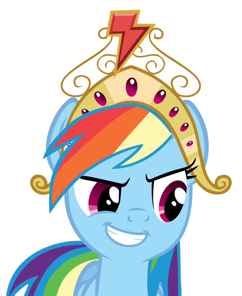 Dash with crown by. Crowns clipart rainbow