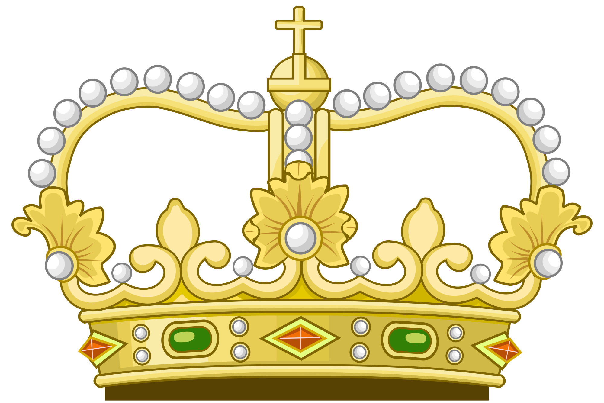Crowns clipart royalty free. Spain crown clip art