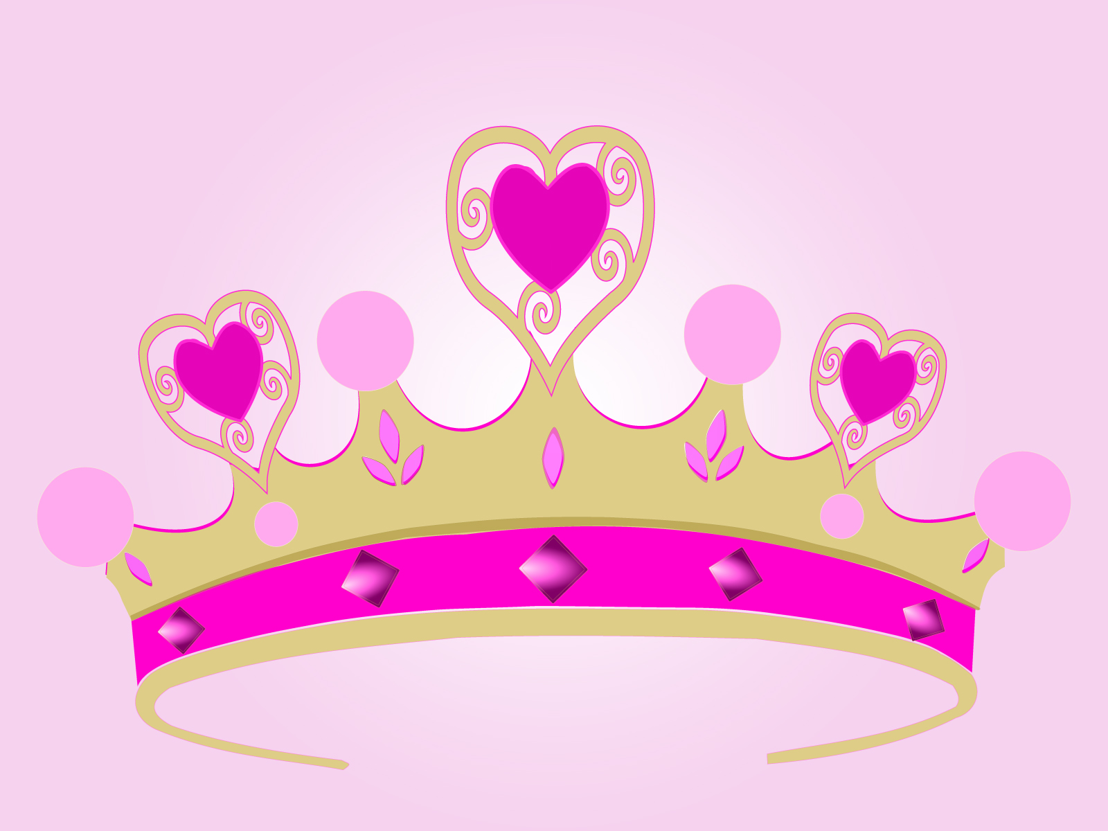 Free pink princess download. Crowns clipart tall crown