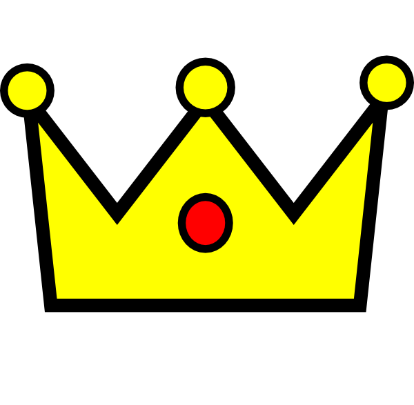 Crowns clipart yellow. Glock crown clip art